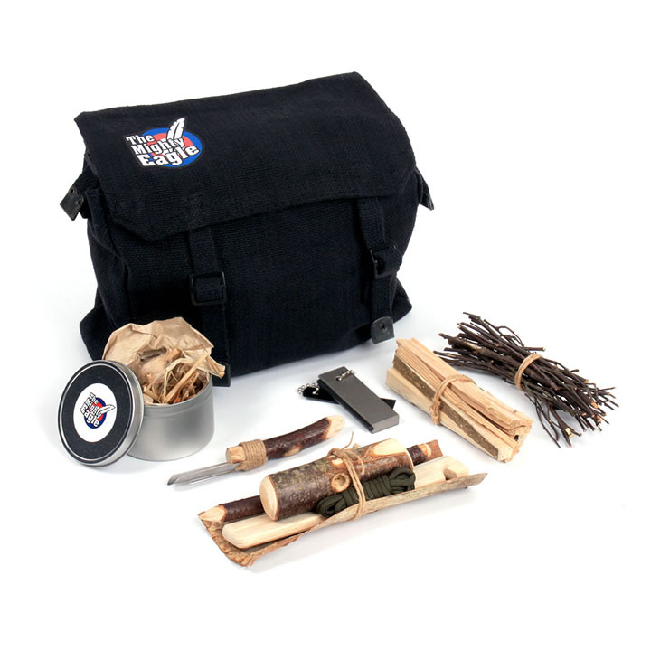 The Mighty Eagle Fire Bow Kit