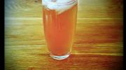 Fizzy Summer Cherry Drink