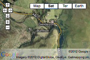 Glendevon, Scotland