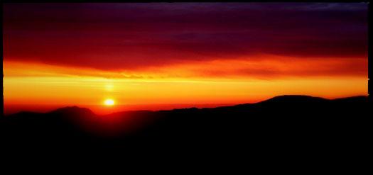 Summer Solstice Sunrise